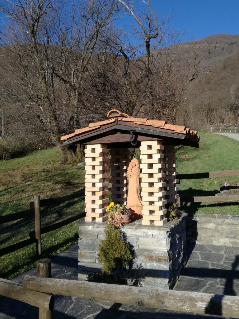 La Cappella della Val Barberina